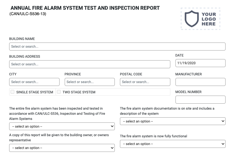 ulc-fire-alarm-inspection-form