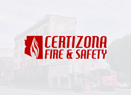 certizona fire inspection app logo
